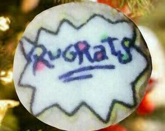 Rugrats Keychain