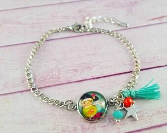 Cameo Bracelet Frida