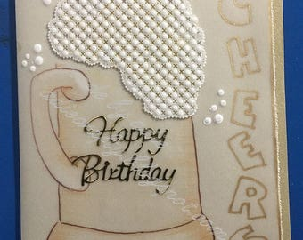 Parchment Male Birthday