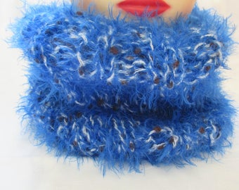 wool snood, knitted scarf for women, mothers day gift