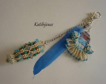 Jewelry handbag ZAKARI Indian theme