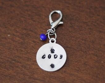 custom pet tag