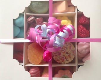 Mini Sweet Hamper - 16 sections!