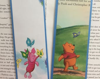 Winnie the Pooh Disney Bookmarks