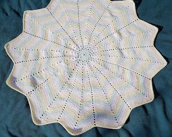 Starburst neutral Blanket