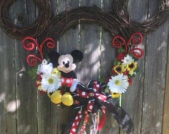 "18"" Disney Wreath"