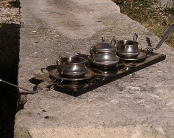 Restyled tea tray