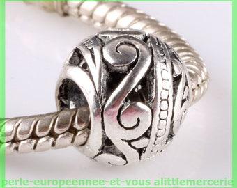 N603 European spacer bead for bracelet charms