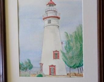 Marble Head Light House, Port Clinton, Oh