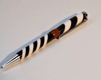 Handcrafted Corian Pen