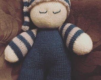Sleepy Baby doll toy