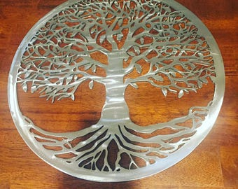 Tree of Life - Metal Wall Art FREE SHIPPING