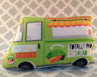 Food Truck Salad - Cat Toy with Catnip