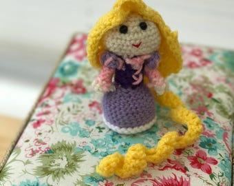 Crochet Princess Rapunzle