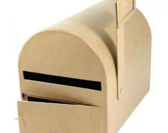 Wedding card box mailbox USA urn savings certificate