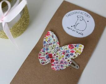 Liberty Butterfly Barrette