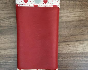 Mi mi imitation glasses case fabric fdpc
