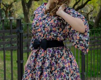 Sakura Bunya 桜分野 Deluxe Kimono Dress Set