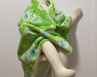 Baby Blanket   Polar Fleece Blanket   Soft Blanket   Couverture de bebe   Green Blanket   Warm Baby Blanket   Fleece Blankets   Blanket