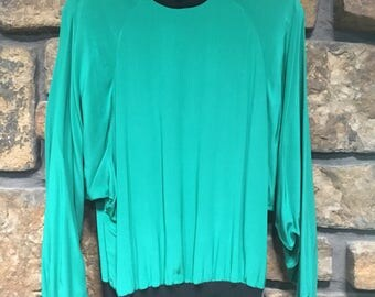 Vintage Oleg Cassini Top