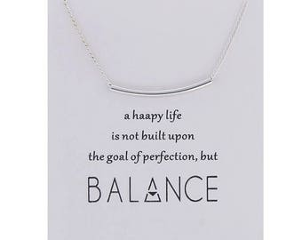 "Necklaces for women ""Balance in the Life """