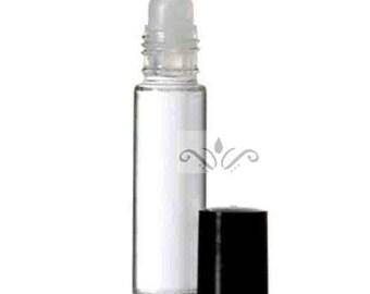 24 Glass Roll On Bottles - 10 ML