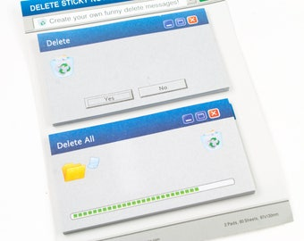 Sticky notes windows pop up. post its, memo pads, stationary, planner tabs, note pad
