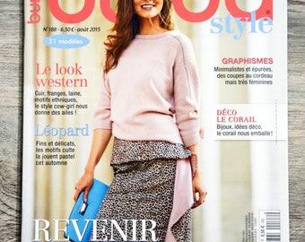 Magazine August 2015 Burda (188)