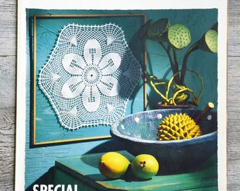Phildar Creations 232 - Special decoration magazine crochet