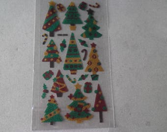 x 23 stickers stickers fir Christmas and other accessories