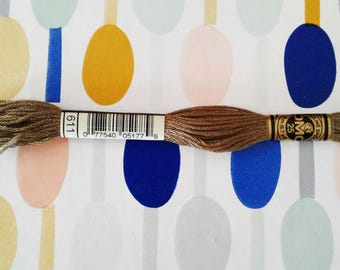 Cotton embroidery FLOSS DMC - 150 colors