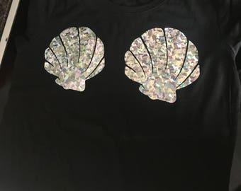 Mermaid Shell Shirt
