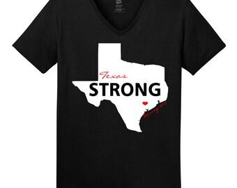 Hurricane Harvey Texas Strong Tee Shirt, Hurricane Harvey 2017, Texas Strong, Hurricane Harvey Tank, Hurricane Harve Tee Shirt, #texasstrong