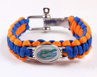 Florida Gators Paracord bracelet