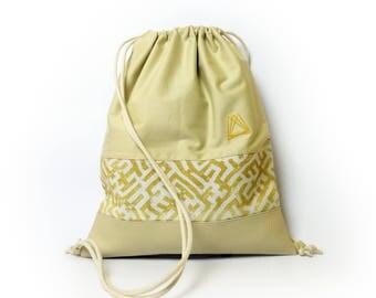 Pompona drawstring backpack