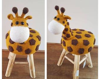 Animal Stool Giraffe