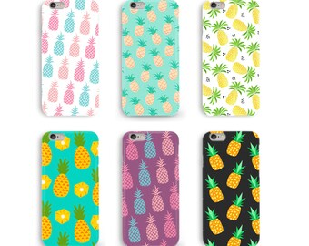 Pineapple case for Samsung Galaxy J1 J2 J3 J5 J7  A3 A5 A7 2016 2017 Hard Cover