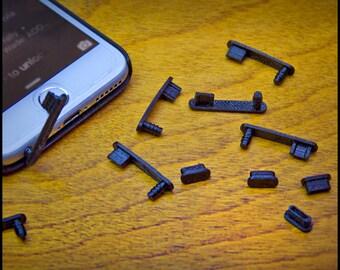 Smart Phone Port Dust Plugs