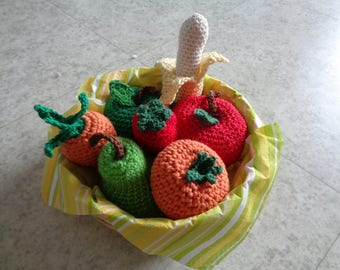 Basket of fruit (free shipping)