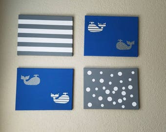 Boys Nursery Art