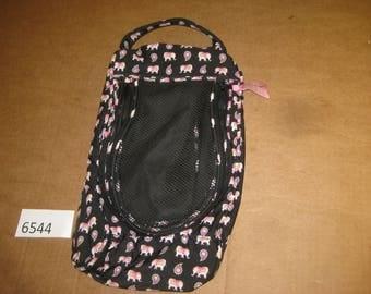 Vera Bradley Shoe Bag   [6544bt]