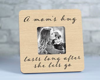 Mom Picture Frame, Picture Frame for Mom, Personalized Mom Frame, Mommy Gift, Mom Photo Frame, Gifts for Mom from Daughter, Mother's Day