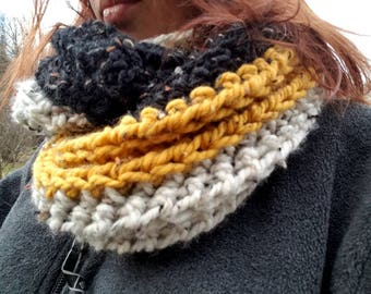 Pittsburgher Infinity Scarf