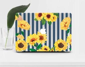 Macbook Pro 13 Case Sunflowers Macbook Air 13 Case Macbook Pro 15 Retina Flowers Macbook Air 11 Case MAcbook 12 Case Macbook Pro 13 2016 101
