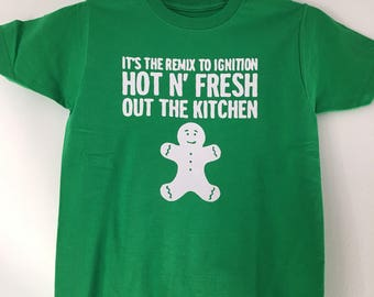 Hot N Fresh Out the Kitchen Tshirt
