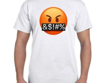 Bad Emoji, Emjoi's, Emjoi, Bad Words, Naughty, gift for him, Gift, Funny Shirt, Bad Shirt, Naughty Emjoi shirt, Emjoi Tshirt, Emjoi Shirt