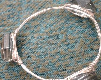 Bracelet en plaqué argent