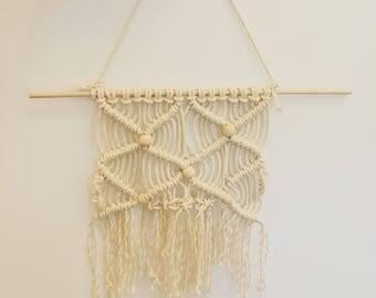 Macrame wall hanging / wall hanging