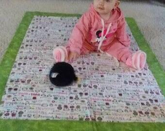 Huggable Baby Blanket
