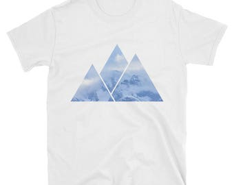Shirtography: Mountains in Mountains Short-Sleeve